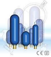 Баллонные гидропневмоаккумуляторы HB, HTR, SB, AS, IHV, EHV, SBO, OLM, MEAK, фото 1