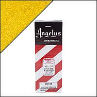 Краска для замши Angelus Yellow (желтая)