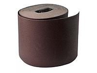 Шлифовальная шкурка на тканевой основе Бригадир  Р100 200 мм 50 м