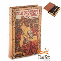 Книга сейф шкатулка Perfecta