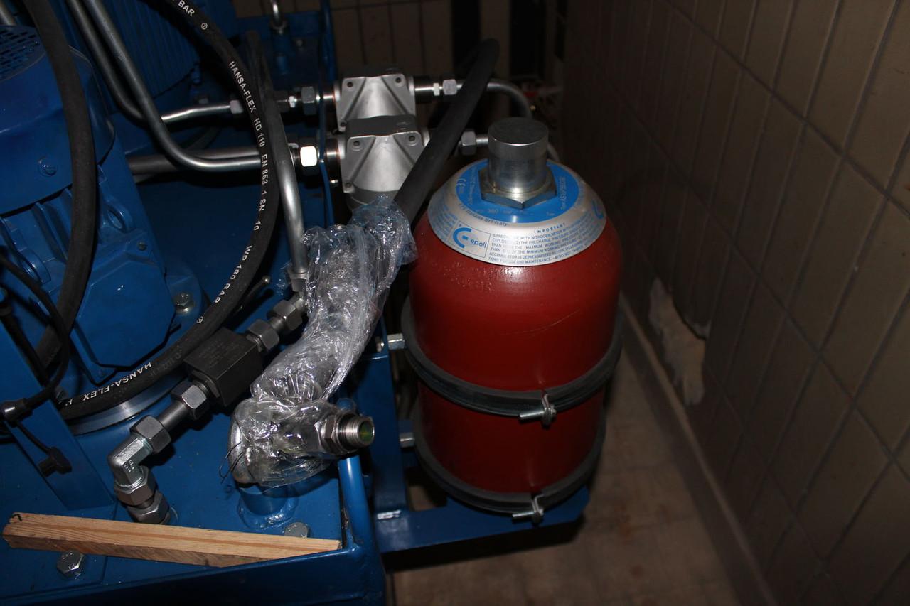 Гидравлические маслостанции