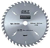 Пильный диск КТ Professional 115*22,2 24Т