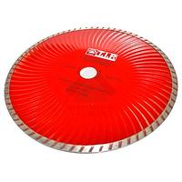 Алмазный круг T.I.P. A 230*22,2 Турбоволна