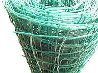 Сетка пластиковая садовая. Ячейка:85х95мм, Ширина: 1м, Длина: 20м.