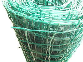 Сетка пластиковая садовая. Ячейка:50х50мм, Ширина: 1м, Длина: 20м.