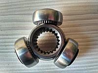 Трехшип         /диаметр чашки -32  шлицов-22/ Renault Kangoo II 2008-> (правый)