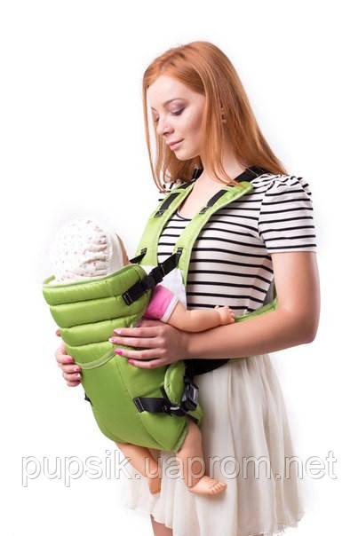 Кенгуру-рюкзак Умка №12 с поддержкой на талии