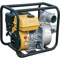 Мотопомпа для чистой или слабозагрязненной воды FORTE FP 20 C.