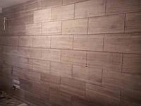 Облицовка стен мрамором White Wood