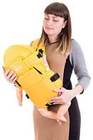 Кенгуру-рюкзак Умка №8 с капюшоном