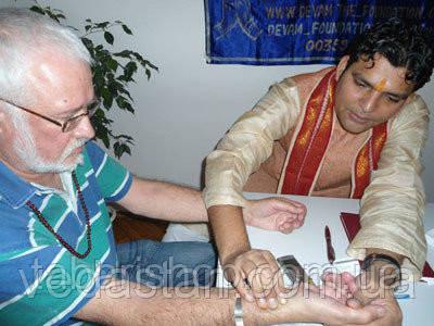 Аюрведическая консультанция Вайдьи - аюрведического врача из Индии.