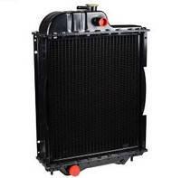 Радиатор водяного охлаждения МТЗ-80/82 Латунь с метал.бачками