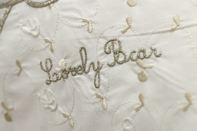 Фото вышивки Funnababy Lovely Bear Cream