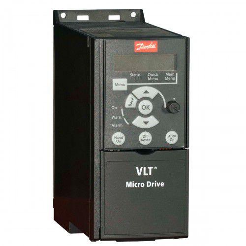 Danfoss VLT Micro Drive FC 51 0,37 кВт 380 В