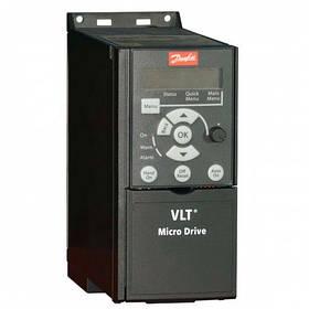 Danfoss VLT Micro Drive FC 51 0,37 кВт 220 В