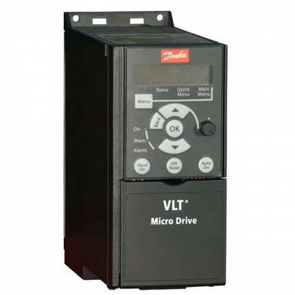 Danfoss VLT Micro Drive FC 51 0,37 кВт 380 В, фото 2