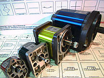Гідронасос NEW HOLLAND - поставка та ремонт Vivoil,Bosch,Casappa,Parker,Sauer Danfoss для тракторів