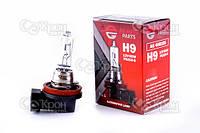 Лампа автомобильная H9 12V 65W PGJ19-5 STD (ближняя/дальняя) AG AUTO PARTS