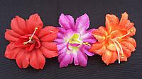 Головки цветов, 1400 шт в 10 цветах, диаметр цветка-10 см.