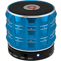 MP3 BlueTooth колонка S28 Beat Box синяя