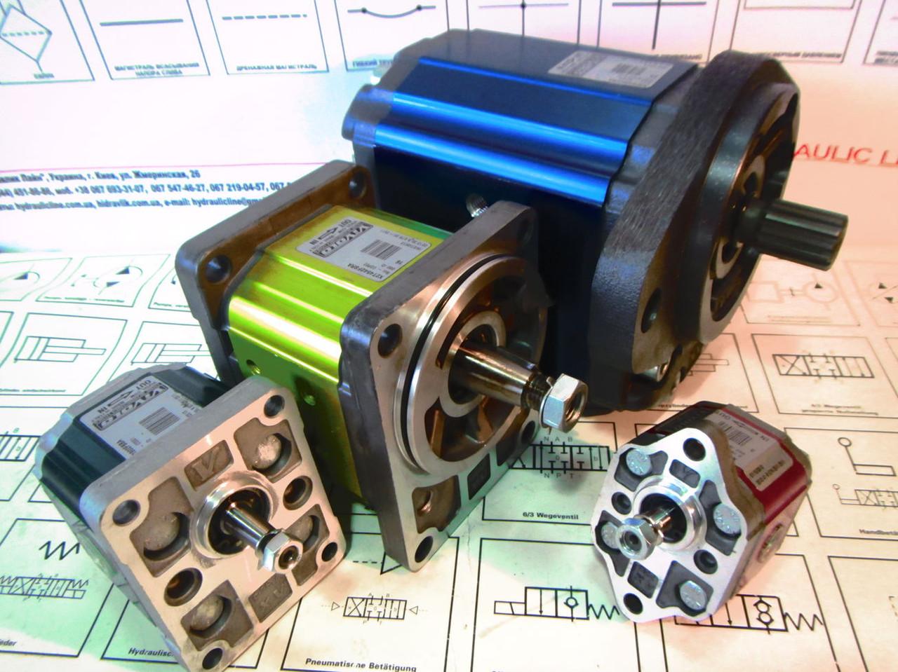 Гидронасосы шестеренные Bosch Rexroth PGF внутреннего зацепления