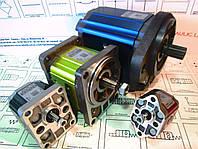 Гидронасосы шестеренные Bosch Rexroth PGF внутреннего зацепления, фото 1