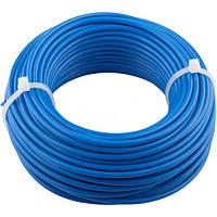 Леска для электрического триммера Бригадир Standart синяя 1,6 мм 15 м