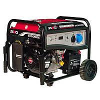 Бензиновый генератор SENCI SC5000-ЕI (4,2-4,5 кВт) эл.с.