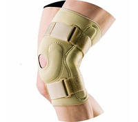 Наколенник для фиксации коленного сустава с металлическими шарнирами 139