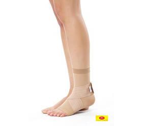 Эластичный бандаж на голеностопный сустав (Pani Teresa, 0303)