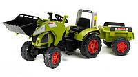 Детский трактор на педалях Falk Claas Arion 991AM