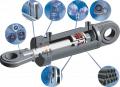 Гидроцилиндры ремонт и изготовление