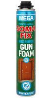 Пена монтажная Soma Fix проф. Mega 850 мл, зимняя