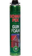 Пена монтажная Soma Fix проф. Mega Ultra  870 мл (75 л. выход)