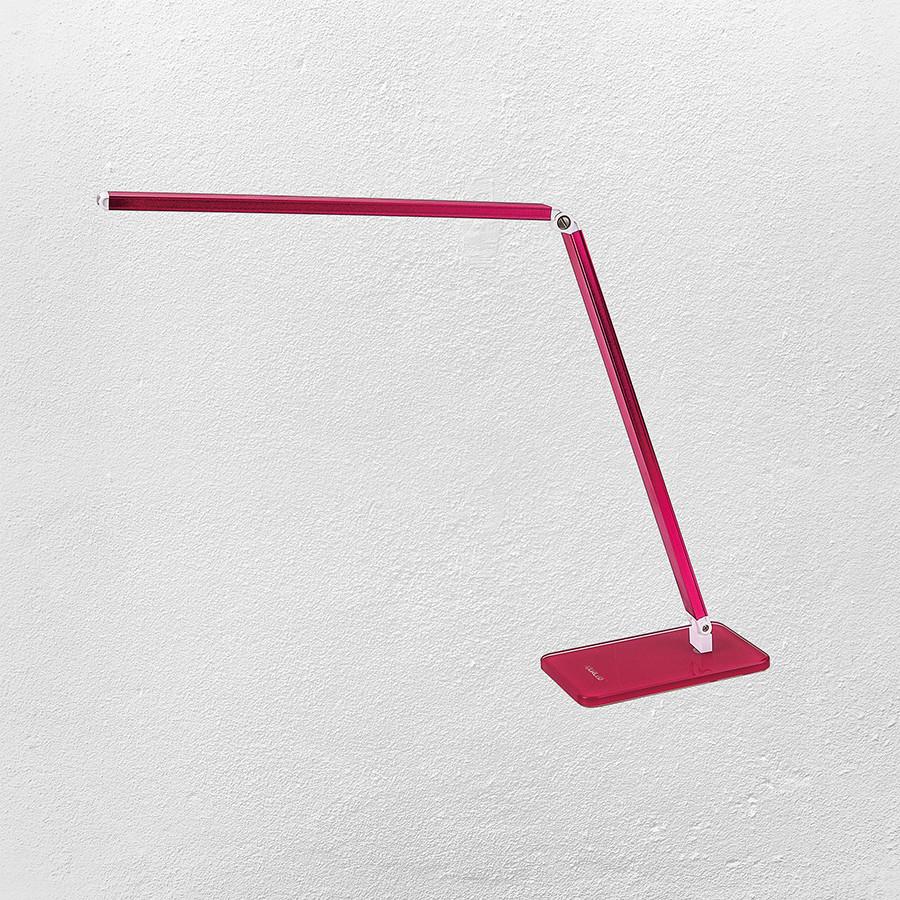 Светодиодная настольная лампа 29-S2G3  LED 4W RED