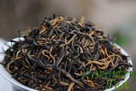 Инь Цзюнь Мэй «Серебряные брови». Китайский красный чай. Рассыпной. На вес!