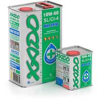 Полусинтетическое моторное масло XADO Atomic Oil 10W-40 SL/CI-4 1л