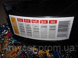 Цепи противоскольжения 12мм. KN60 2шт.  (производство Дорожная карта ), код запчасти: DK481-KN60
