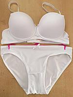 Женский комплект нижнего белья Турция. Пуш-ап. Нежный, изысканный комплект белья на все случаи жизни.