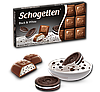 Шоколад черно-белый Schogеtten Black&White
