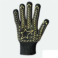 Перчатки Budowa черная (аналог со звездой)