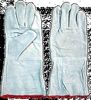 Перчатки для сварки (плотные Краги)