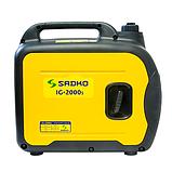 Генератор инверторный Sadko IG-2000S, фото 3