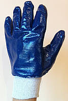 Перчатки щелочные (манжет Краги)