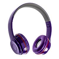 НАУШНИКИ MP3 COCO SOLO2 (ФИОЛЕТОВЫЙ)