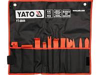 Знімач оббивки автомобіля YATO, Набір 11 шт.