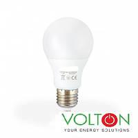 Світлодіодна LED лампа E27, 220V 10W 4200K, фото 1