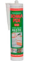 Акриловый герметик Soma Fix белый 310 мл (мастика)