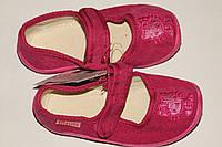 Тапочки на девочку Виталия 23-27 р розовые Китти.