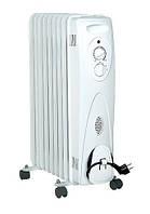 Масляный радиатор  Calore    HR-7F 1500 Вт